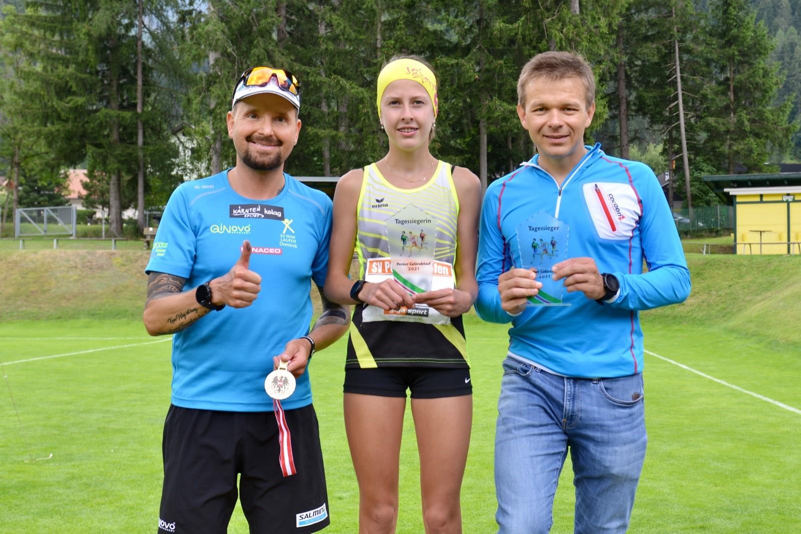 15. Penker Geländelauf mit Sport- und Spielefest
