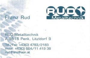 RUD- Metalltechnik und Spenglerei