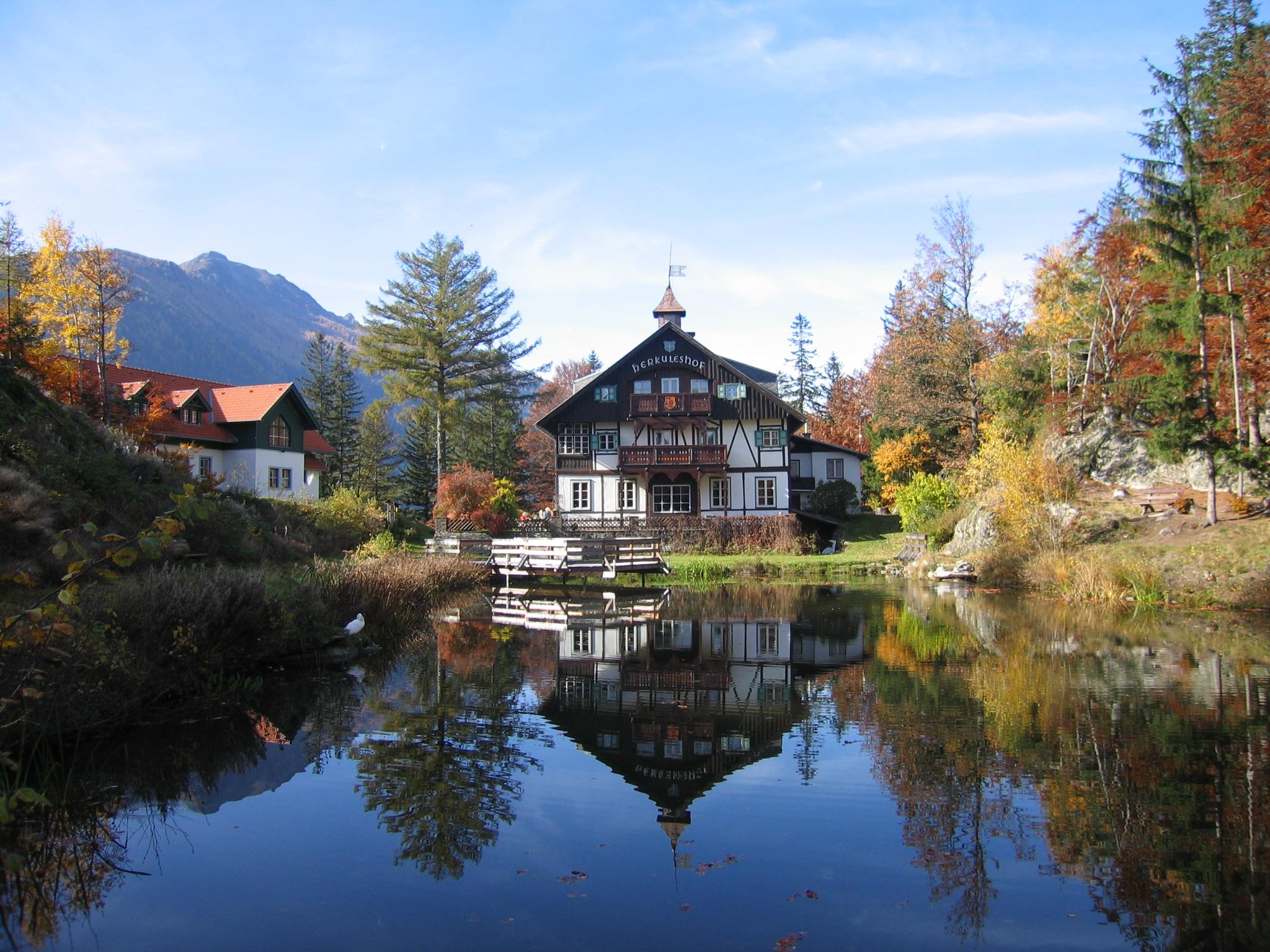Herkuleshof - Gasthof am Danielsberg