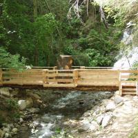 "Naturdenkmal ""Wasserfälle am Bernitzbach"""