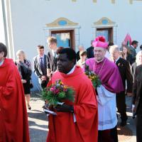 Firmung in Kolbnitz 2011