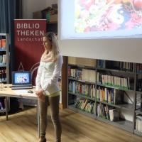 Ernährung für Schulkinder aus Sicht der TCM: Referntin Ines Oberrauner