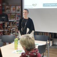 Ernährungstraining für Körper, Geist und Seele: Referentin Martina Oitzinger