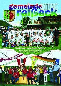 Gemeindezeitung Reißeck Nr. 1/2009