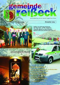 Gemeindezeitung Reißeck Nr. 2/2009
