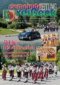 Gemeindezeitung Reißeck Nr. 1/2010