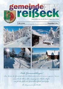 Gemeindezeitung Reißeck Nr. 2/2010