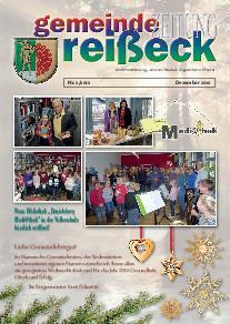 Gemeindezeitung Reißeck Nr. 2/2012