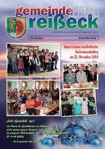 Gemeindezeitung Reißeck Nr. 2/2014