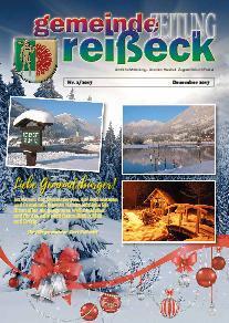 Gemeindezeitung Reißeck Nr. 2/2017