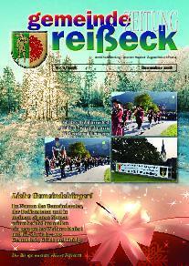Gemeindezeitung 2/2018