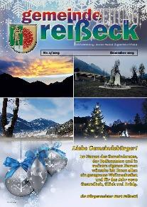 Gemeindezeitung Reißeck Nr. 2/2019