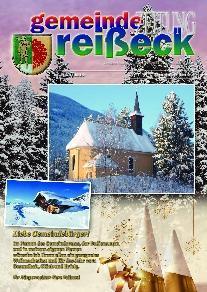 Gemeindezeitung Reißeck Nr. 2/2020